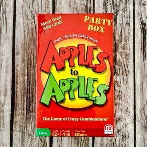 Other - NEW Apples to Apples Party Box